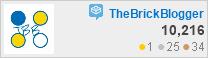 profile for TheBrickBlogger at Bricks